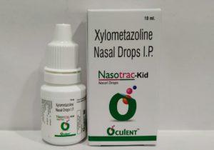 Kids nasal drops