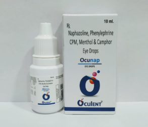 Naphazoline ophthalmic eye drops