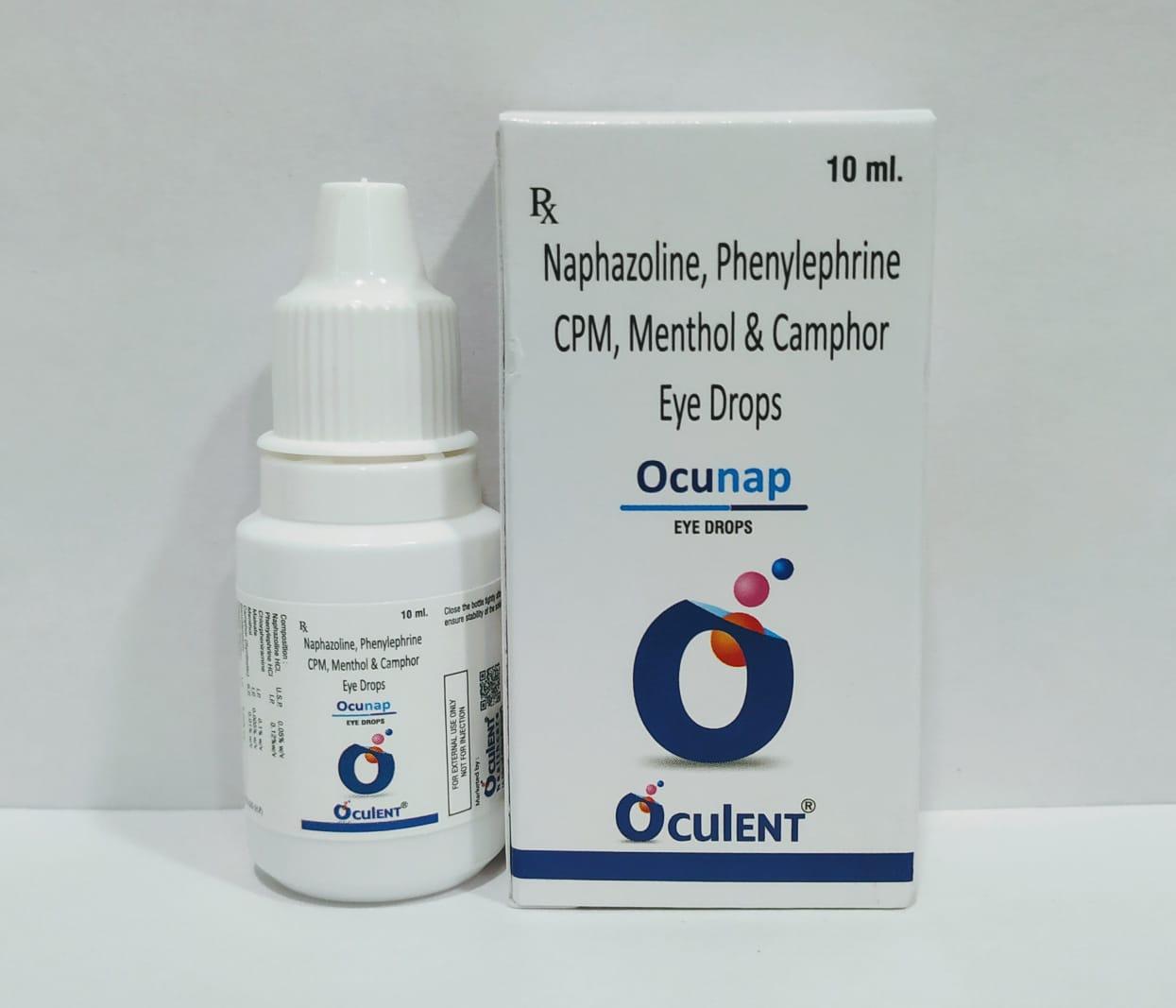 Naphazoline ophthalmic eye drops