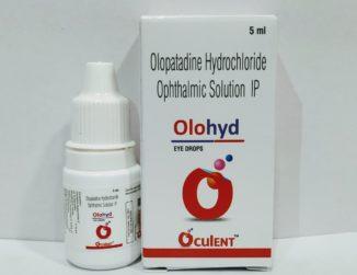 Olohyd-Olopatadine Hydrochloride Eye Drops