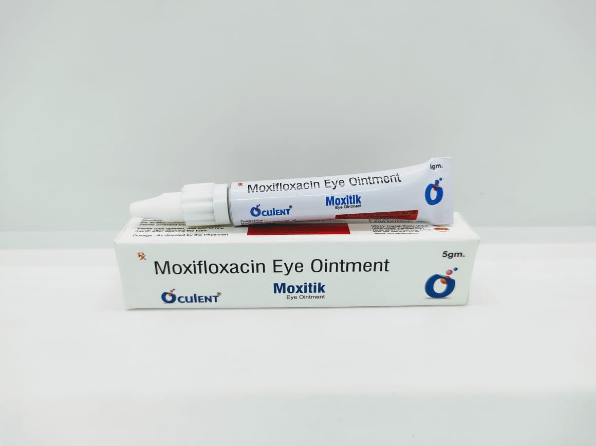 Moxitik Eye Oint.